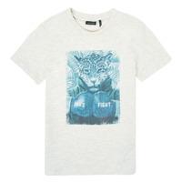 衣服 男孩 短袖体恤 Ikks XS10183-22-C 白色
