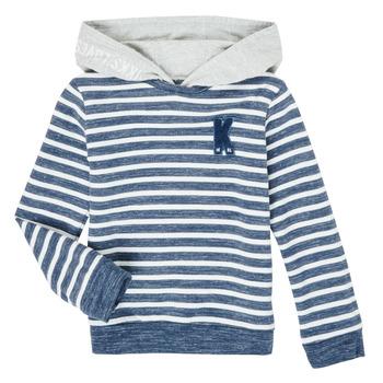 衣服 男孩 卫衣 Ikks XS15023-48-C 多彩
