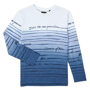 衣服 男孩 长袖T恤 Ikks XS10003-19-C 多彩