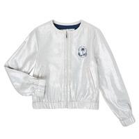 衣服 女孩 外套/薄款西服 Ikks XS17042-18-J 银色