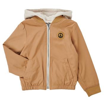 衣服 男孩 夹克 Ikks XS41063-64-J 米色