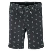 衣服 男孩 短裤&百慕大短裤 Ikks XS25063-02-J 黑色