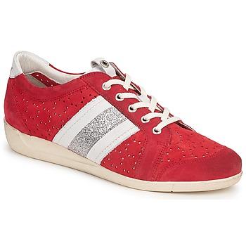鞋子 女士 球鞋基本款 Janet Sport MARGOT ODETTE 红色