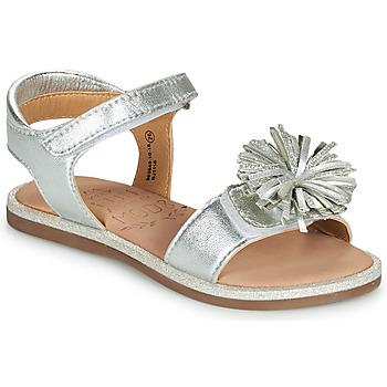 鞋子 女孩 凉鞋 Mod'8 PAXILLA 银灰色