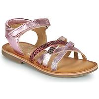 鞋子 女孩 凉鞋 Mod'8 CANILA 玫瑰色