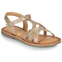 鞋子 女孩 凉鞋 Mod'8 CANISA 金色