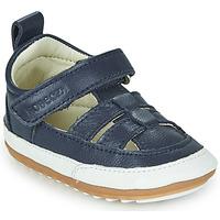 鞋子 儿童 凉鞋 Robeez MINIZ 海蓝色