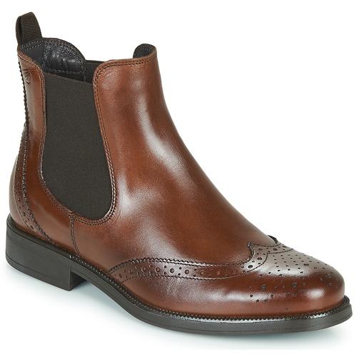 鞋子 女士 短筒靴 Betty London JOSTA 棕色