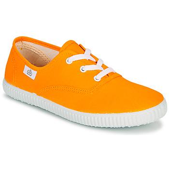 鞋子 儿童 球鞋基本款 Citrouille et Compagnie KIPPI BOU 黄色