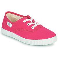鞋子 女孩 球鞋基本款 Citrouille et Compagnie KIPPI BOU 玫瑰色
