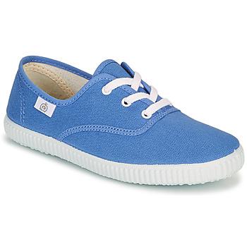 鞋子 儿童 球鞋基本款 Citrouille et Compagnie KIPPI BOU 蓝色