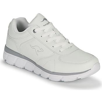 鞋子 女士 球鞋基本款 Kangaroos KR-ARLA 白色