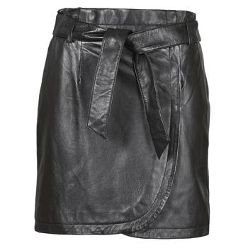 衣服 女士 半身裙 Oakwood INSTAX 黑色