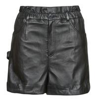 衣服 女士 短裤&百慕大短裤 Oakwood JANNY 黑色