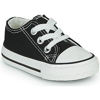 鞋子 儿童 球鞋基本款 Citrouille et Compagnie OTAL 黑色