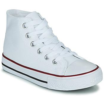 鞋子 儿童 高帮鞋 Citrouille et Compagnie OUTIL 白色
