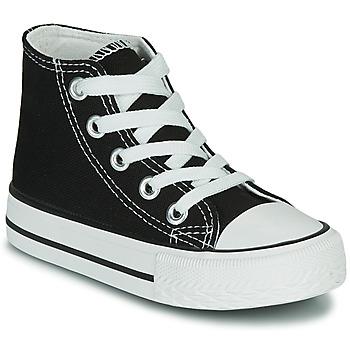 鞋子 儿童 高帮鞋 Citrouille et Compagnie OTAL 黑色