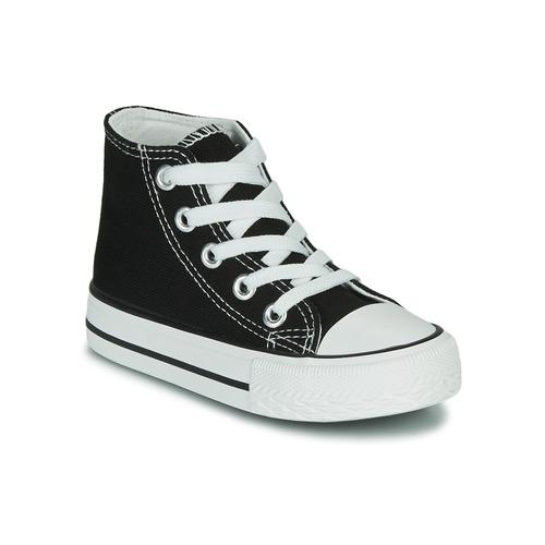 鞋子 儿童 高帮鞋 Citrouille et Compagnie OUTIL 黑色