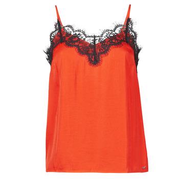 衣服 女士 无领短袖套衫/无袖T恤 Les P'tites Bombes AMY 橙色