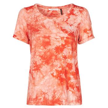 衣服 女士 短袖体恤 Les P'tites Bombes BRISEIS 橙色