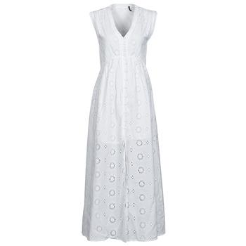 衣服 女士 长裙 Les P'tites Bombes BRIDIE 白色