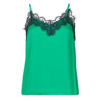衣服 女士 无领短袖套衫/无袖T恤 Les P'tites Bombes AMY 绿色