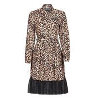 衣服 女士 短裙 Liu Jo WA1218-T9147-T9680 Leopard