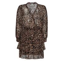 衣服 女士 短裙 Liu Jo WA1530-T5059-T9680 Leopard