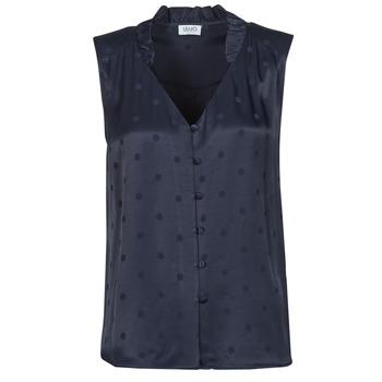 衣服 女士 女士上衣/罩衫 Liu Jo WA1044-T4758-93923 海蓝色