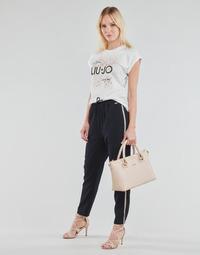 衣服 女士 女士阔腿裤/灯笼裤 Liu Jo WA1111-T7982-93923 海蓝色