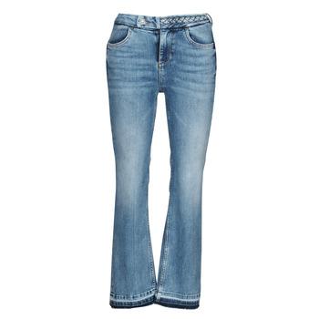 衣服 女士 喇叭牛仔裤 Liu Jo MONROE 蓝色 / Edium
