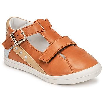 鞋子 男孩 凉鞋 GBB BERNOU 棕色