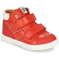 鞋子 男孩 高帮鞋 GBB MORISO 红色