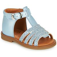 鞋子 女孩 凉鞋 GBB ATECA 蓝色