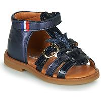 鞋子 女孩 凉鞋 GBB PAULETTE 蓝色