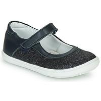鞋子 女孩 平底鞋 GBB PLACIDA 海蓝色