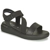 鞋子 女士 凉鞋 Ara IBIZA-S HIGH SOFT 黑色