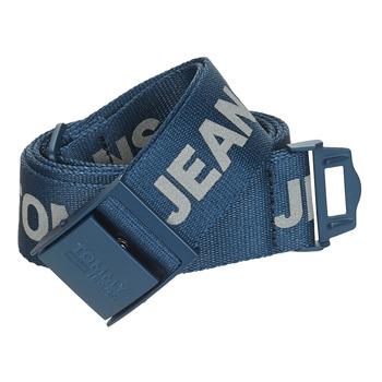 纺织配件 男士 腰带 Tommy Jeans TJM FASHION WEBBING BELT 蓝色