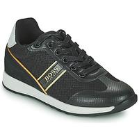鞋子 男孩 球鞋基本款 BOSS TRAMMI 黑色 / 金色