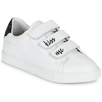 鞋子 女士 球鞋基本款 Bons baisers de Paname EDITH KISS ME 白色