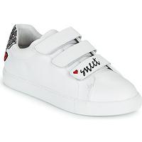 鞋子 女士 球鞋基本款 Bons baisers de Paname EDITH SWEET HEART 白色