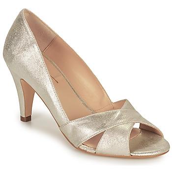 鞋子 女士 高跟鞋 Betty London OCHINA 银灰色