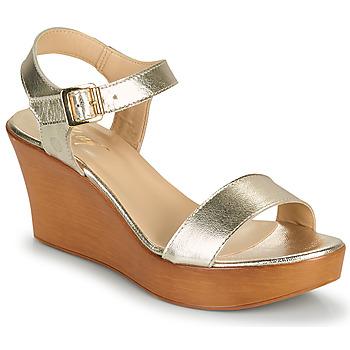 鞋子 女士 凉鞋 Betty London CHARLOTA 金色