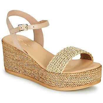 鞋子 女士 凉鞋 Betty London OFINI 米色