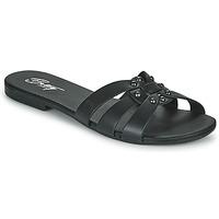 鞋子 女士 休闲凉拖/沙滩鞋 Betty London OISO 黑色