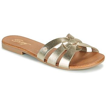 鞋子 女士 休闲凉拖/沙滩鞋 Betty London OIGILE 金色