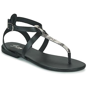鞋子 女士 凉鞋 Betty London ORIOUL 黑色 / 灰色