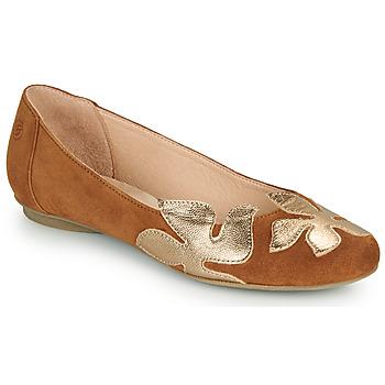 鞋子 女士 平底鞋 Betty London ERUNE 驼色 / 金色