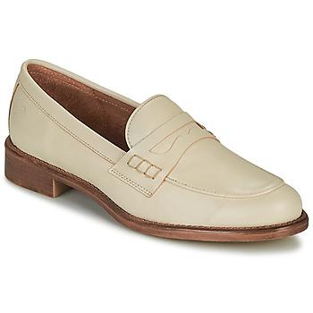 鞋子 女士 皮便鞋 Betty London MAGLIT 浅米色