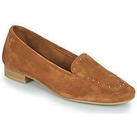 鞋子 女士 皮便鞋 Betty London ORIETTE 棕色